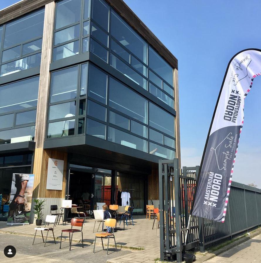 Strijk Design Store exterior